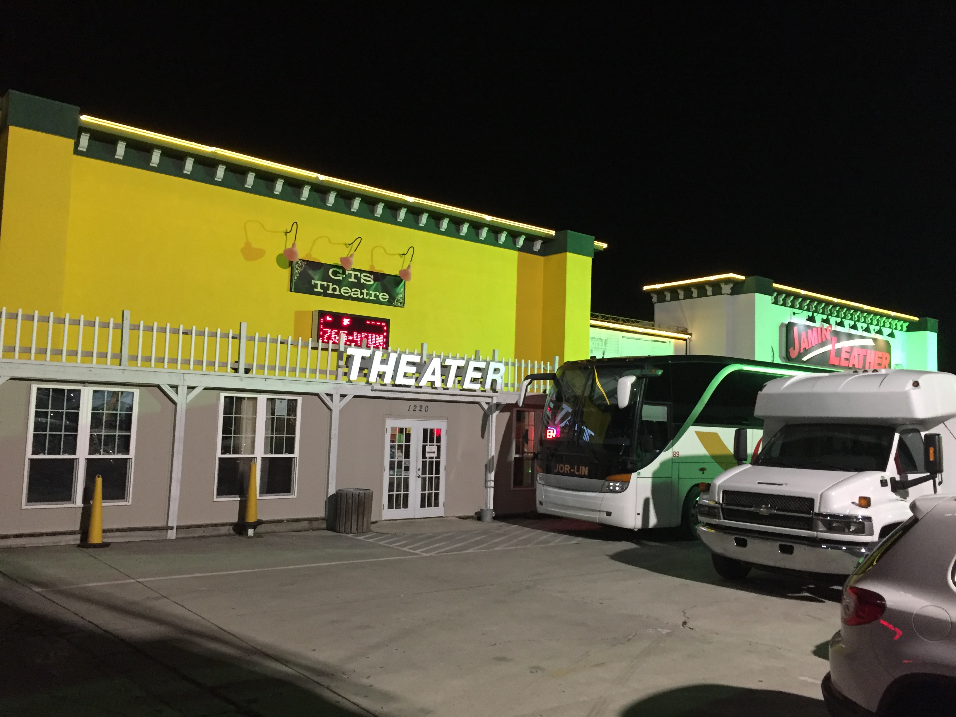 GTS Theatre Outside
